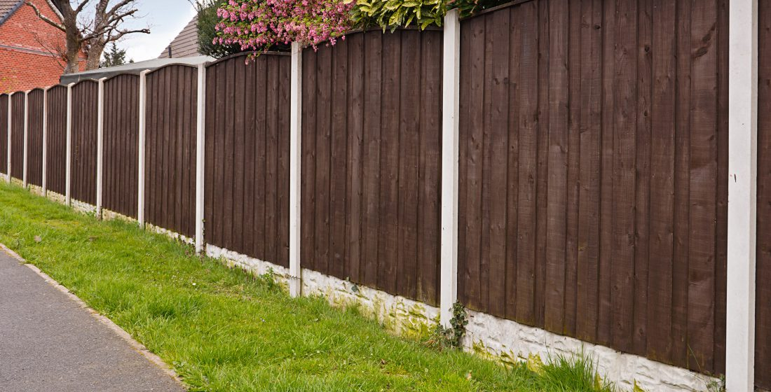 The Advantages Of Concrete Fence Posts Over Wooden Posts Sigma Ppg