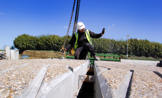 Poundfield Precast' bespoke department goes from strength to strength