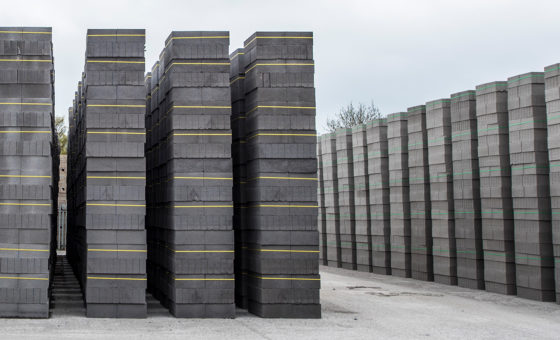 Launch of UK's First Cement Free Ultra-low Carbon Concrete Building Block